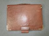 Старенький портфель Мосштамп СССР (с ключом), фото №11