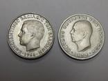 2 монеты по 5 драхм, Греция, фото №3