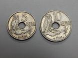5 и 10 лепта, 1912 г Греция, фото №2