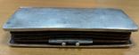 Серебряная сумочка 84 пробы, фото №5