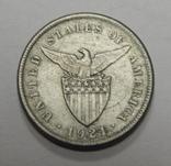 5 центавос, Филиппины, 1921 г, фото №3