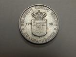1 франк, 1958 г Бельгийское Конго, фото №3