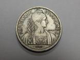 20 центов, 1939 г Французский Индокитай, фото №3