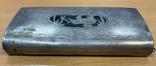 Серебряная театральная сумочка, фото №6