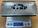 Серебряная театральная сумочка, фото №12