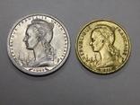 1 и 10 франков, Мадагаскар, фото №3