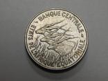 100 франков, 1966 г Центральная Африка, фото №3