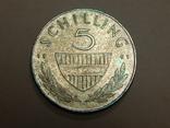 5 шиллингов, 1961 г Австрия, фото №2