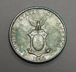 10 центов, 1945 г Филиппины, фото №2