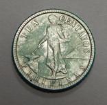10 центов, 1945 г Филиппины, фото №3