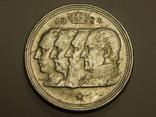 100 франков, 1954 г Бельгия, фото №3