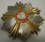 Звезда Ордена За заслуги перед Республикой Польша, фото №2