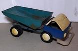 Грузовая машинка КИЕВ з-д СССР ,клеймо,длина 28 см., фото №2