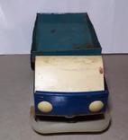 Грузовая машинка КИЕВ з-д СССР ,клеймо,длина 28 см., фото №10