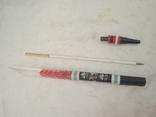Ручка ИТК с цветами, фото №3