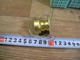 Точечный светильник 20 шт новые-золото, фото №10
