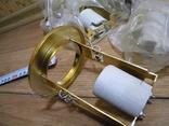 Светильники 20 штук новые.золото-патрон керамика., фото №12