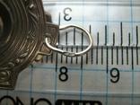 Серебряный Кулон Образок Ладанка Богородица Владимирская Умиление Серебро 925 проба 512 фото 4