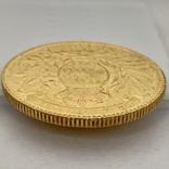100 франков. 1901. Альберт I. Монако (золото 900, вес 32,24 г), фото №4