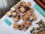 Транзисторы,микросхемы,разъемы,РЭС9,213, позолота, фото №8
