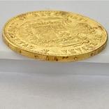 20 песет. 1887. Альфонсо XIII. Испания (золото 900, вес 6,46 г), фото №8