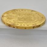 20 песет. 1887. Альфонсо XIII. Испания (золото 900, вес 6,46 г), фото №9