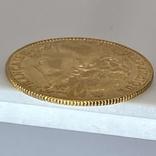"""10 франков. 1899. """"Революция"""" Франция (золото 900, вес 3,21 г), фото №6"""