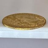 """10 франков. 1899. """"Революция"""" Франция (золото 900, вес 3,21 г), фото №8"""