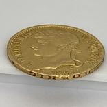 20 франков. 1809. Вестфалия. Германия (золото 900, вес 6,38 г), фото №6