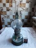Старинная керосиновая лампа., фото №3