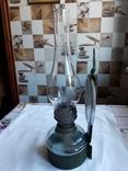 Старинная керосиновая лампа., фото №5