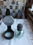 Старинная керосиновая лампа., фото №7