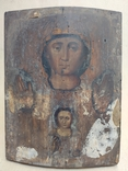 Знамение Пр.Богородицы.21х27см. Красивая живопись., фото №2