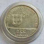 500 эскудо 1998 года, Португалия, фото №3