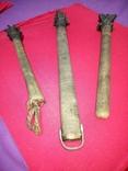 Булава ,шестопер ,пернач ,клевец . КР- казаки. Копии ., фото №3