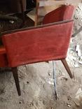 Кресла 2 шт. Требуют восстановления, фото №7