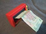 Машинка для фокусов с деньгами Германия, фото №4