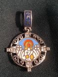 Підвіска Ангел Хранитель срібло 925, фото №9