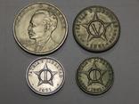 4 монеты Кубы, фото №3