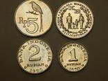 5 монет Индонезии, фото №3