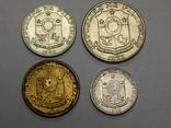 4 монеты Филиппин, фото №3
