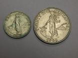 10 и 25 центов, Филиппины, фото №2