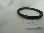 Кольцо под майолику до потолочных керосиновых ламп№3, фото №4