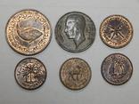 6 монет арабских стран, фото №3