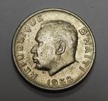 5 центов, 1958 г Гаити, фото №3