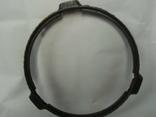Кольцо под майолику до потолочных керосиновых ламп№5, фото №5