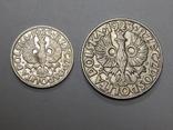 10 и 50 грошей, 1923 г Польша, фото №3