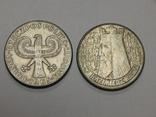 2 монеты по 10 злотых, Польша, фото №3