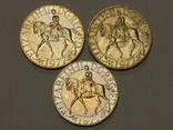 3 монеты по 1 кроне, 1977 г Великобритания, фото №3