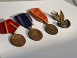 3 медалі і кокарда за вашу ціну., фото №2